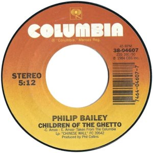 BAILEY PHILIP - COLUMBIA 4607 B