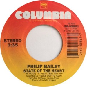 BAILEY PHILIP - COLUMBIA 5861 C