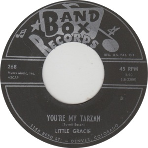 BAND BOX 268 - LITTLE GRACIE COM A
