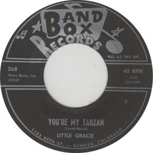 BAND BOX 268 - LITTLE GRACIE COM A