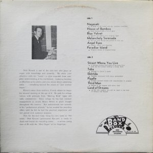 BAND BOX LP 1009 - KINARD DICK (2)