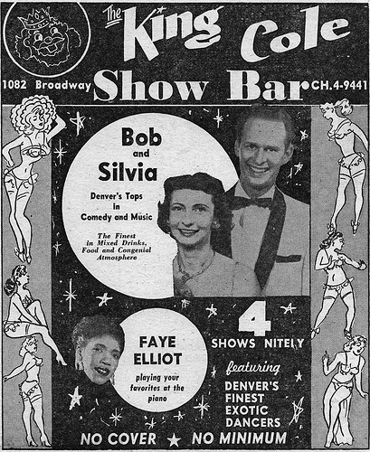 BOB AND SYLVIA BAND BOX A