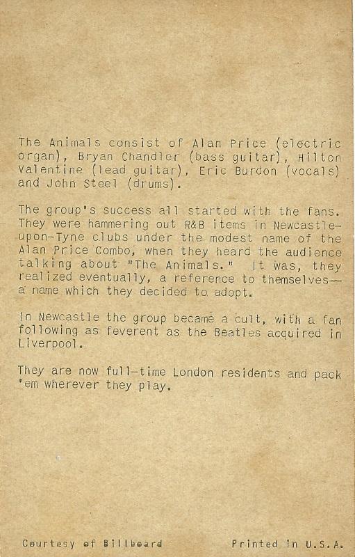 BRIT INV BILLBOARD CARDS0006