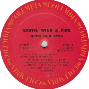EARTH WIND FIRE - COL 32712 R_0001