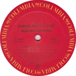 EARTH WIND FIRE - COL 38980 R