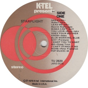 EARTH WIND FIRE - KTEL 2820 A