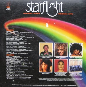 EARTH WIND FIRE - KTEL STARFLIGHT (2)