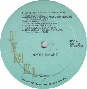 KNIGHT DEWEY - JEMKL 100 - RAM (7)