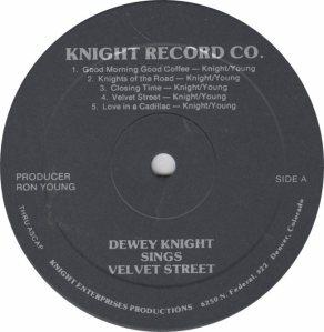 KNIGHT DEWEY - KNIGHT CO RAM (5)