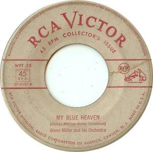 MILLER GLENN - RCA 107 B 1952