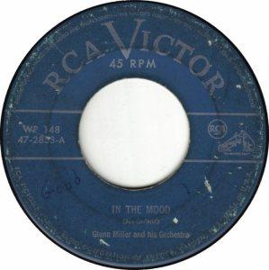 MILLER GLENN - RCA 2853 - 1949 A