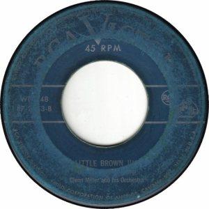 MILLER GLENN - RCA 2853 - 1949 B