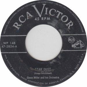 MILLER GLENN - RCA 2854 1950 A