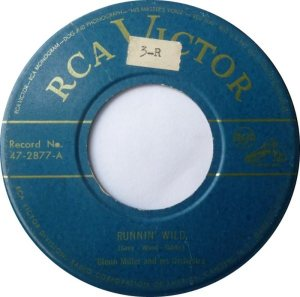 MILLER GLENN - RCA 2877 A 1949