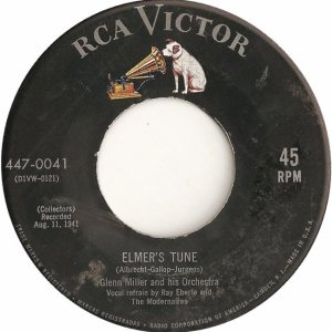 MILLER GLENN - RCA 41 - 1955 A