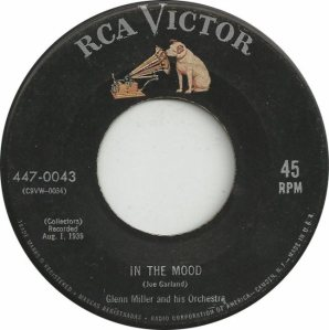 MILLER GLENN - RCA 43 - 1955 A