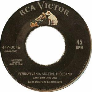 MILLER GLENN - RCA 46 - 1955 A