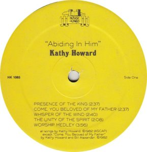 HOWARD KATHY - HOUSE KINGS 1085r (1)r