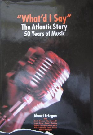 POP BOOKS - ATLANTIC