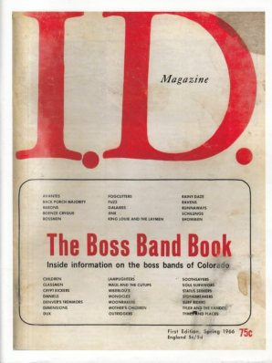POP BOOKS - BOSS BANDS