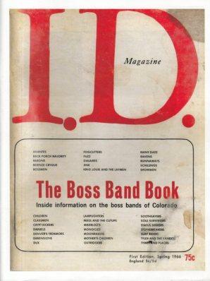 POP BOOKS - BOSS BANDS