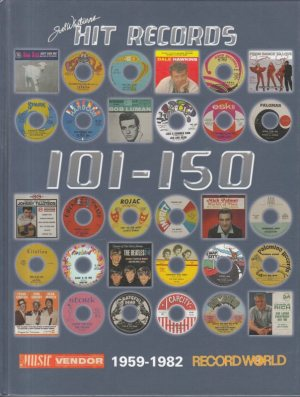 POP BOOKS - CHARTS 101-150