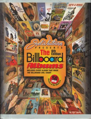 POP BOOKS - CHARTS ALBUMS