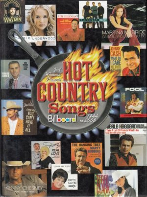 POP BOOKS - CHARTS COUNTRY