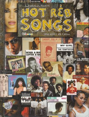 POP BOOKS - CHARTS R&B