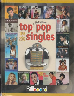 POP BOOKS - CHARTS SINGLES