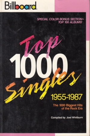 POP BOOKS - CHARTS - TOP 1000
