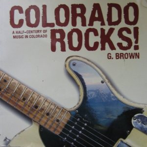POP BOOKS - COLO ROCKS