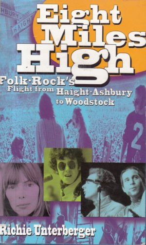 POP BOOKS - EIGHT MILES HIGH