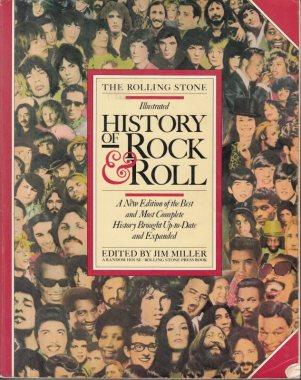 POP BOOKS - HISTORY RNR
