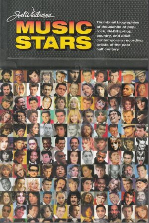 POP BOOKS - MUSIC STARS