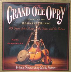 POP BOOKS - OPRY