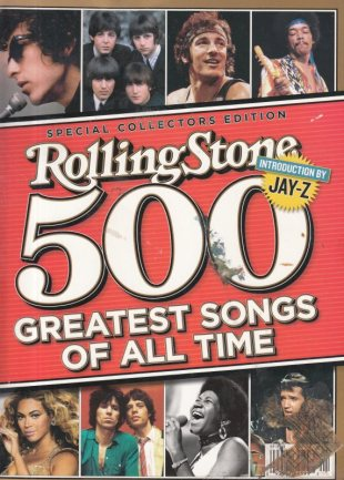 POP BOOKS - ROLLING STONE TOPS