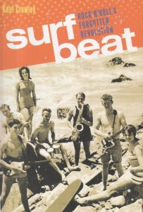 POP BOOKS - SURF BEAT