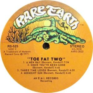 RARE EART 525 - TOE FAT B