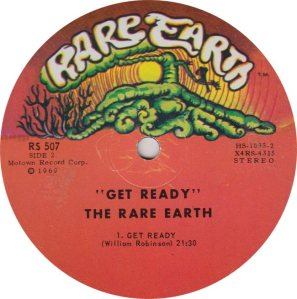 RARE EARTH 507 - RARE EARTH - B