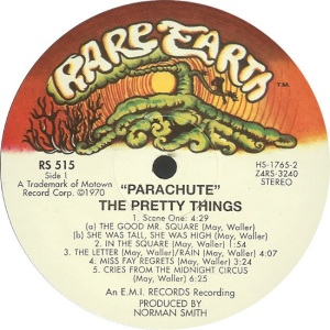 RARE EARTH 515 - PRETTY THINGS A