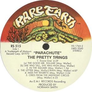 RARE EARTH 515 - PRETTY THINGS A