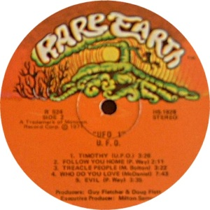 RARE EARTH 524 - UFA B