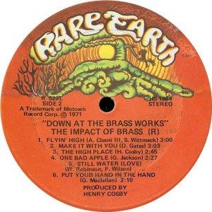 RARE EARTH 529 - IMPACT BRASS B