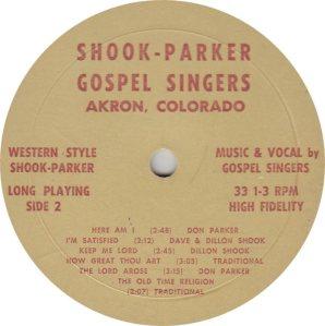 SHOOK PARKER - SP - WESTERN STYLE_0001