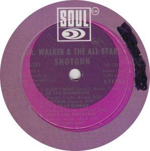 SOUL 701 - WALKER - A