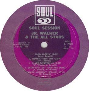 SOUL 702 - WALKER - A