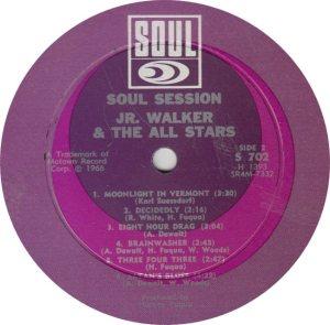 SOUL 702 - WALKER - b