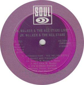 SOUL 705 - WALKER - A
