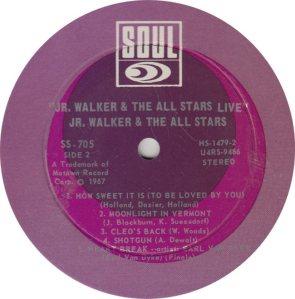 SOUL 705 - WALKER - B